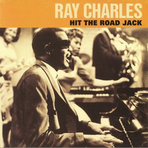 vinyl Ray Charles - Hit The Road...