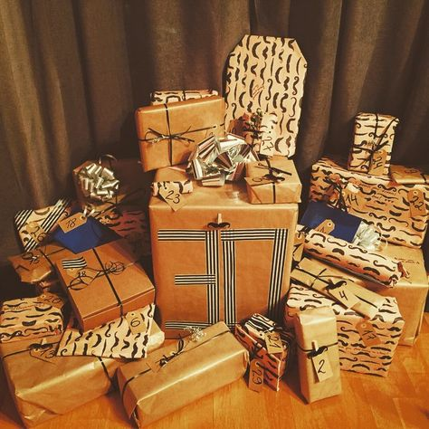 30 gifts for my husband's 30th Birthday! #30gifts #30presents #30thbirthday