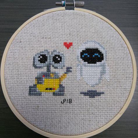 Banksy cross stitch pattern panda with guns Tiny Cross Stitch, Disney Cross Stitch Patterns, Simple Cross Stitch, Cross Stitch Borders, Cross Stitch Designs, Cross Stitching, Cross Stitch Embroidery, Embroidery Patterns, Kawaii Cross Stitch
