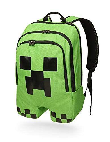 Minecraft Adjustable BackpackAmazon Juegos esJuguetes Y Creeper WrEoCxBeQd