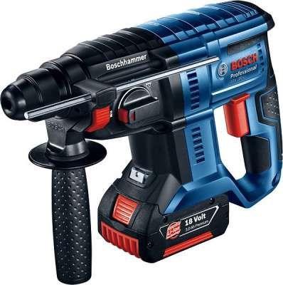 Bosch Professional Akku Bohrhammer Mit Sds Plus Gbh 18v 20 Professional 0611911003
