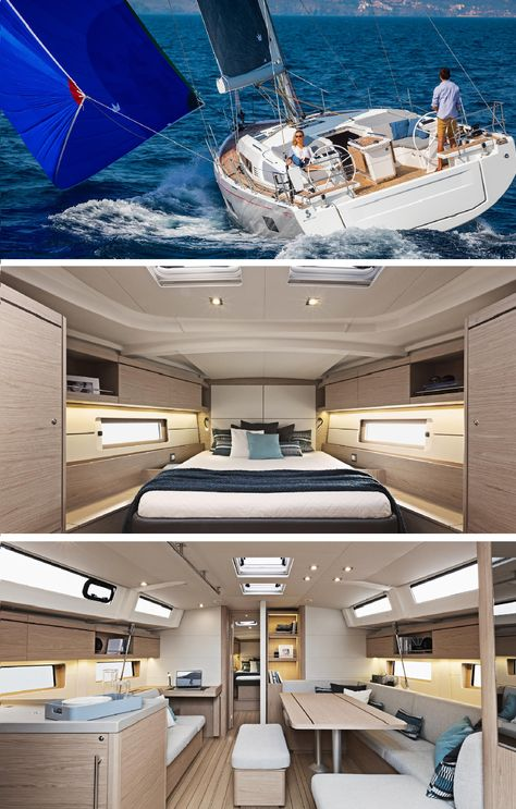 Beneteau Oceanis 46.1 ⛵⛵⛵ #sailing #sail #yachting #boat #boating #yacht #beneteau #travel #traveling #trip #nature #sea