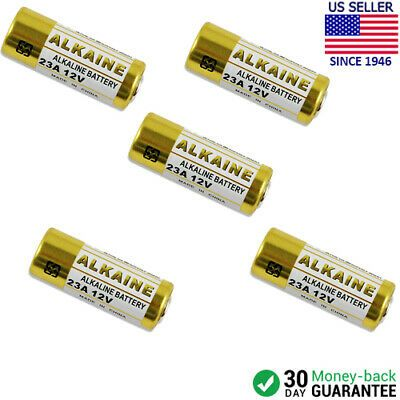 5 Pcs A23 23a Tiantan Wama Alkaline 12v Battery 23af 23ae Mn21 V23ga Battery Alkaline Usb Flash Drive