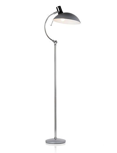 Pan shade task floor lamp ms find second hand lounge pan shade task floor lamp ms find second hand lounge options pinterest floor lamp aloadofball Gallery