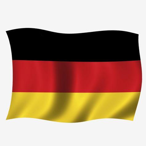 Germany Wave Flag Germany Flag German Flag Germany