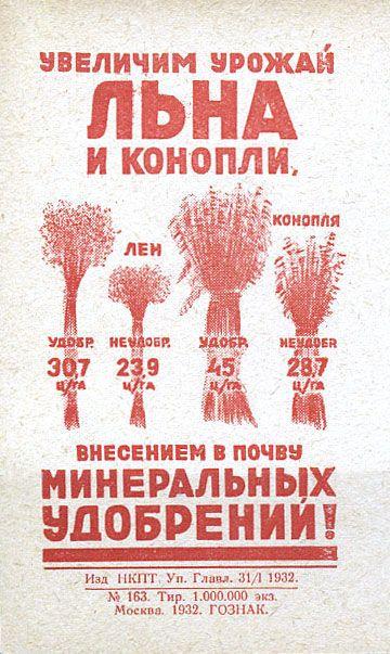 Конопля советский плакат охраняли марихуану