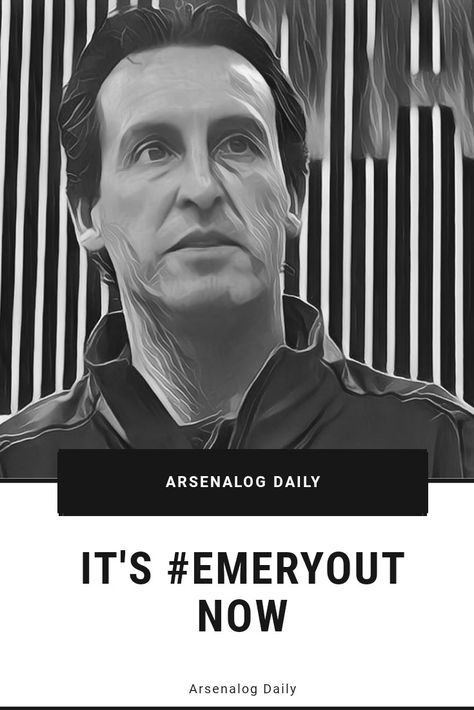 It's #EmeryOut now!