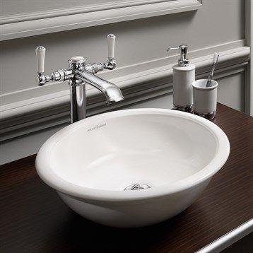 Drayton 40 Vessel Sink By Victoria And Albert Sink Vessel Sink