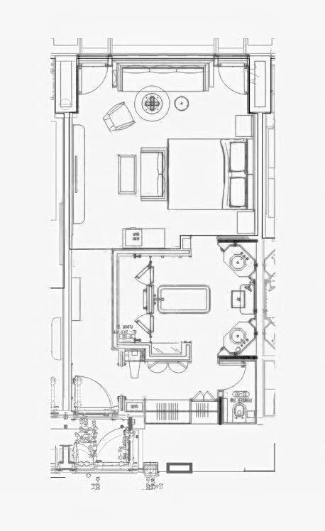Rosewood Hong Kong Hotel Plan Hotel Floor Plan Hotel Floor