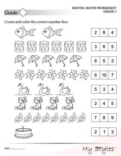 20 Fev 2019 Year 5 Maths Worksheets For Kids Which Helps To Growth Of Br In 2020 Preschool Math Worksheets Kids Math Worksheets Kindergarten Math Worksheets Counting