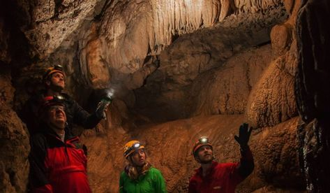 Get Underground and Explore - Horne Lake Caves