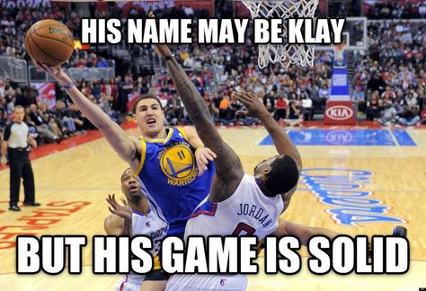 HAHA made the game winning basket Credit: Golden State Warriors Memes - http://nbanewsandhighlights.com/haha-made-the-game-winning-basketcredit-golden-state-warriors-memes/