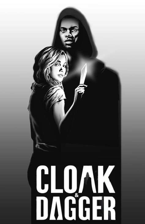 Cloak and Dagger, Michael Patterson