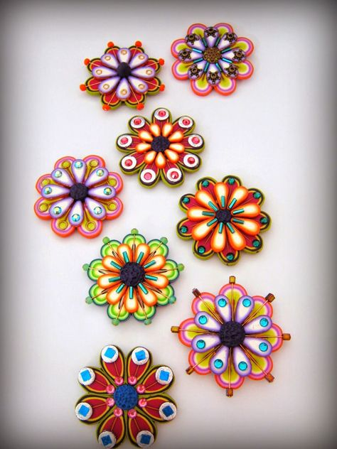 Debbie Crothers: Bollywood Flowers