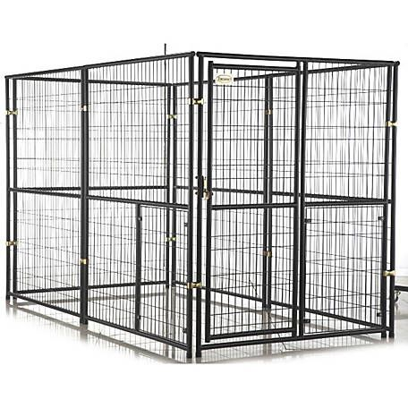 Retriever Lodge Expandable Kennel 10 Ft L X 5 Ft W X 6 Ft H At Tractor Supply Co Luxury Dog Kennels Cheap Dog Kennels Dog Kennel