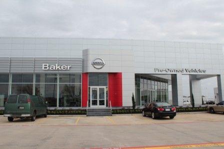 Houston Nissan Dealerships >> 8 Best Baker Nissan Dealership Images On Pinterest Nissan Houston