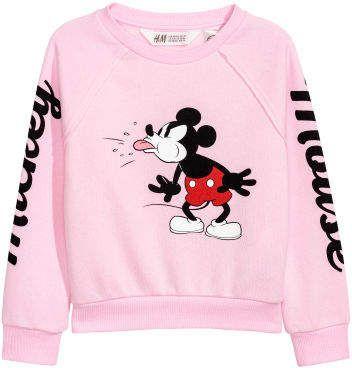 Nouveau Femmes Mickey Mouse Cartoon Disney BLANC SWEAT sweater jumper 8-16UK