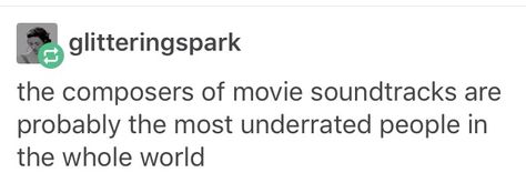 No no no it'd be the composers for the background music in video games