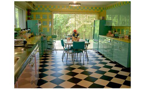 Pin De Grizel Mora En Kitchen Cocina De Epoca Cocinas Retro