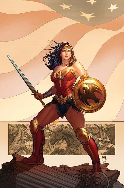 Comic book artist Frank Cho has quit cover duties on the Wonder Woman comic after a dispute over sexism. Cho had been contracted by DC Comics to do 24 variant Wonder Woman Art, Wonder Woman Kunst, Wonder Women, Wonder Woman Quotes, Frank Cho, Dc Comics Art, Comics Girls, Marvel Dc Comics, Comic Book Characters