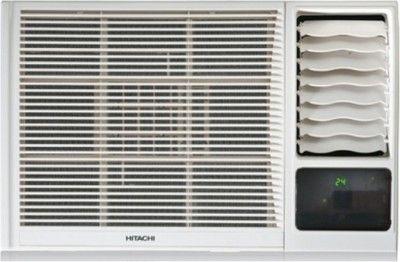 Hitachi 1 5 Ton 3 Star Window AC - White(RAW318KVDI) | Air