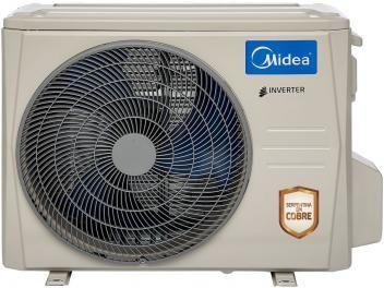 Ar Condicionado Split Springer Midea Inverter 12 000 Btus Quente