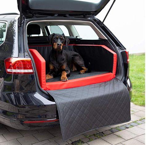 Hunde Autobett Wasserabweisende Tiermatratze Hundebett Mit Decke