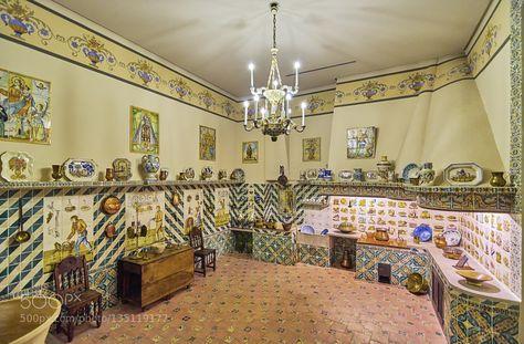 Museo Nacional De Ceramica.La Cocina Valenciana Museo Nacional De Ceramica By Neobit City