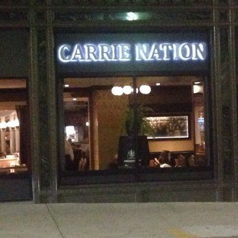 Carrie Nation Restaurant Tail Club Boston Ma United States M Pinterest And Restaurants