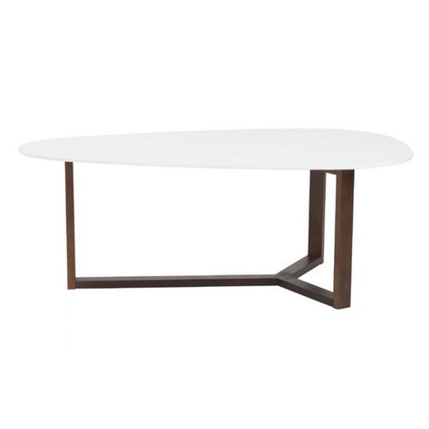 Rubik Coffee Table, Marble U0026 Brushed Stainless | Design Within Reach | $950  | Furnishings   Coffee Tables | Pinterest | West Village, Marbles And Desks