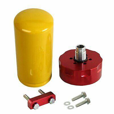 Sponsored Ebay Red Cat Fuel Filter Adapter Kit Fit 2001 2016 Gm