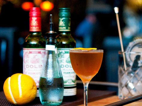 Keep it Simple: 20 Three-Ingredient Cocktails To Make At Home