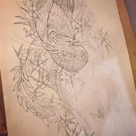 Chest Piece Design by AvengedGinge