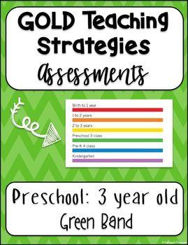 Gold Teaching Strategies Assessments Preschool Teaching Strategies Teaching Strategies Gold Teaching