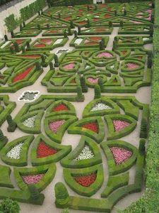 Un Jardin à La Française : jardin, française, Idées, Jardins, Française, Jardins,, Jardin, Francais,, Beaux
