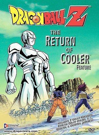 Dragon Ball Z Movie Return Of Cooler Dragon Ball Z Dragon Ball Animated Movies