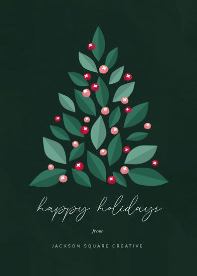 Whistle While You Work Corporate Holiday Card Challenge Spon Affiliate Corporate Cha Holiday Design Card Business Holiday Cards Modern Christmas Cards