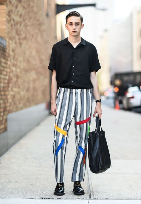 The Best Street Style from New York Fashion Week Men's - crfashionbook