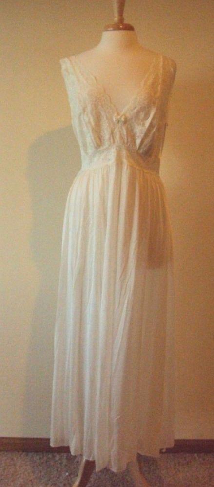 Shadowline Silhouette Sleeveless Nightgown Style 31737 53\