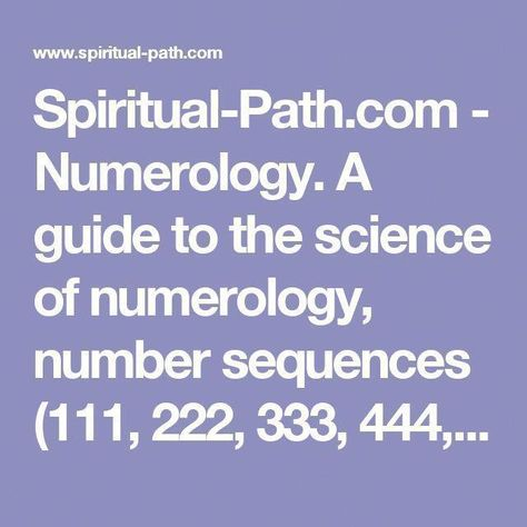 Pin On Numerology Life