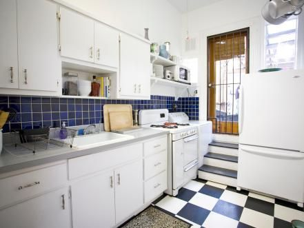 Small Kitchen Makeover See How Your Favorite Celebrity Hosts From