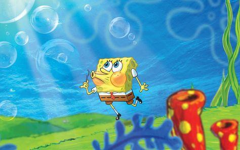 HD wallpaper: animation, cartoon, family, spongebob, squarepants