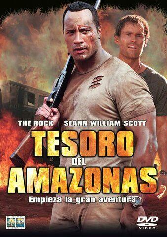 Tesoro Del Amazonas Movies Movie Posters Dwayne Johnson