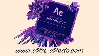 مستر ميدو دروس وشروحات تحميل وتفعيل برنامج After Effects Cc After Effects