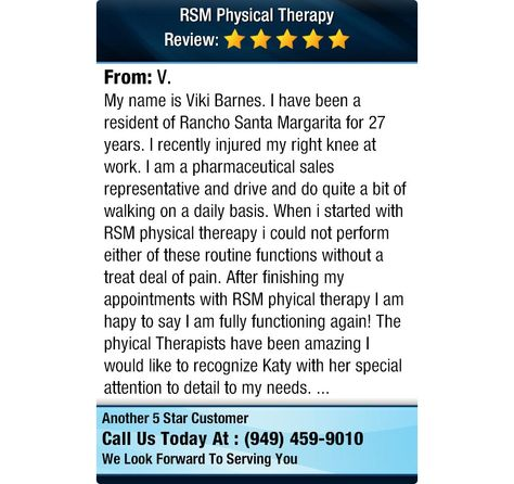My Name Is Viki Barnes I Have Been A Resident Of Rancho Santa
