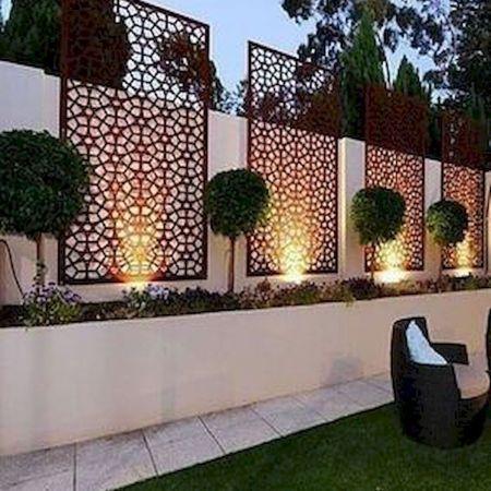 Best Garden Fence Design Ideas 14