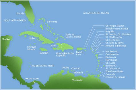 Karibik Karte Lizenzfreie Bilder Und Fotos Kaufen 123rf