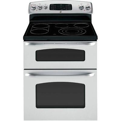 Ge Freestanding Electric Range Model Jb8505fiss Best Priced And Reviewed Good Housekeeping