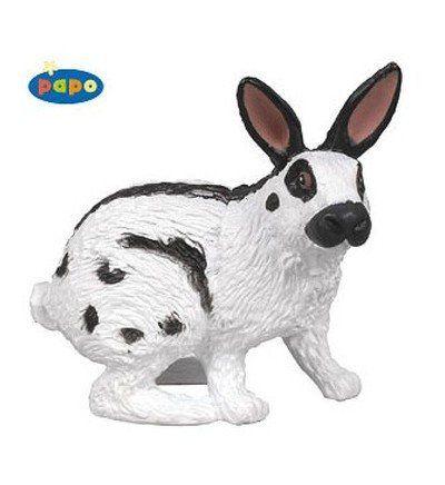 Papo Wild Animal Kingdom Artic Hare