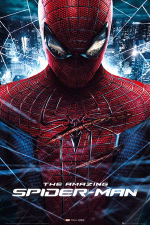 The Amazing Spiderman-Teaser-Eyes